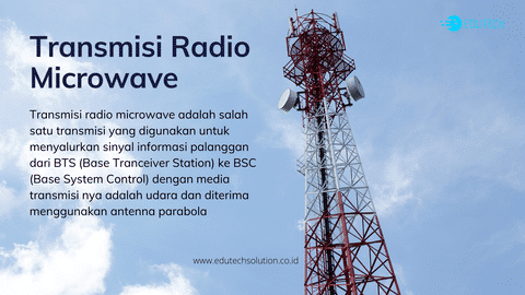 Transmisi Radio Microwave | Training Microwave Transmission
